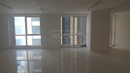 Office for Sale in Sheikh Zayed Road, Dubai - Semi-fitted Office Space Latifa Tower