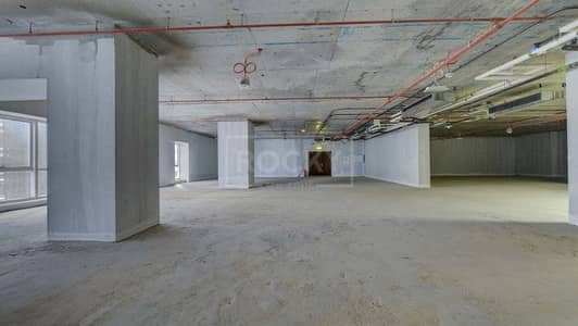 Office for Sale in Sheikh Zayed Road, Dubai - Shell and Core Office w/ Title Deed | SZR opp Emirates Towers
