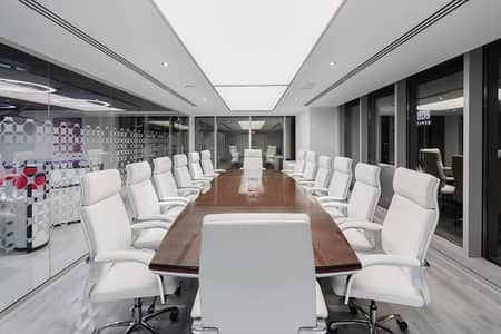 LUXURY FURNISHED OFFICE FOR RENT IN SABA  TOWER
