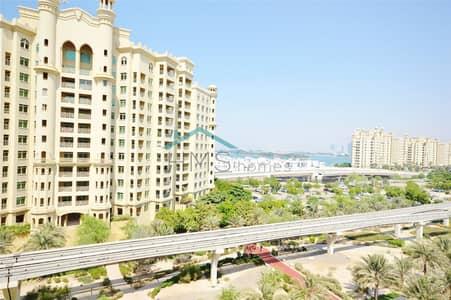 فلیٹ 2 غرفة نوم للبيع في نخلة جميرا، دبي - Golden Mile 6 | 2 Bedrooms | Vacant on transfer