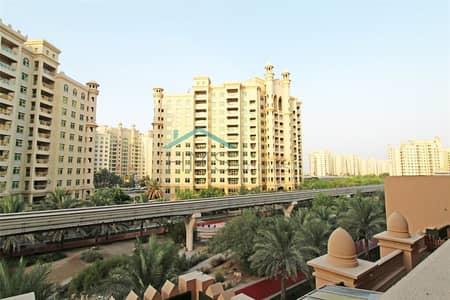 شقة 2 غرفة نوم للبيع في نخلة جميرا، دبي - Golden Mile 7 | 2 Bedroom | Vacant on Transfer