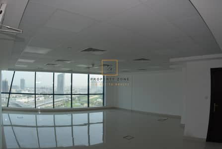 Vacant/ Higher Floor Fitted Office Space