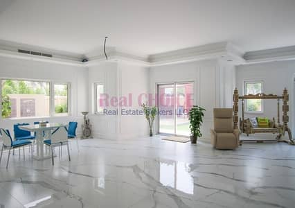 5 Bedroom Villa for Sale in Dubai Festival City, Dubai - Upgraded Family Home | Corner 5BR Villa