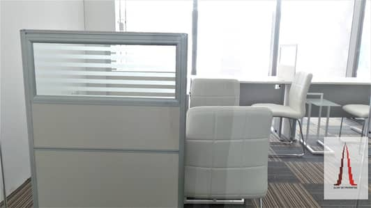 New Offices for Rent in Rasis Business Center in Al Barsha