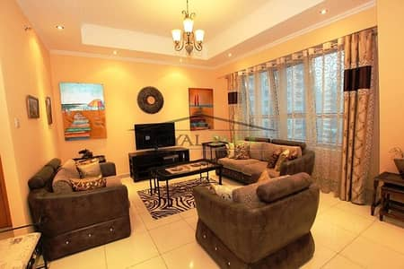 Very Clean Nicely Furnished 3BR in Armada-3 in JLT.