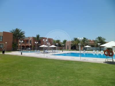 5 Bedroom Villa for Rent in Abu Dhabi Gate City (Officers City), Abu Dhabi - Villa w/Private Pool in Mangrove Village