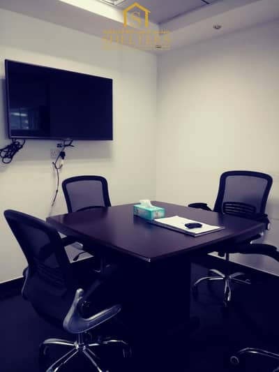Office for Sale in Barsha Heights (Tecom), Dubai - Fitted /partition Office in Tecom for sale