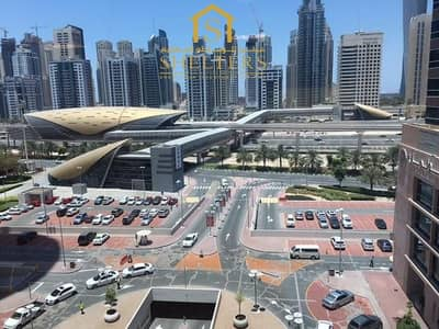 Office for Sale in Jumeirah Lake Towers (JLT), Dubai - Office in front of metro 803 Sqft in JLT