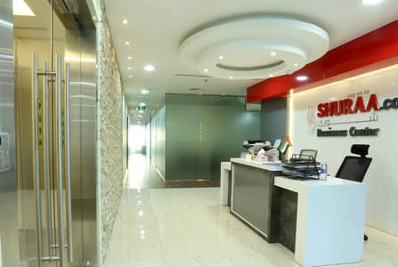 Office for Rent in Business Bay, Dubai - Fitted and furnished offices for rent in Business Bay!