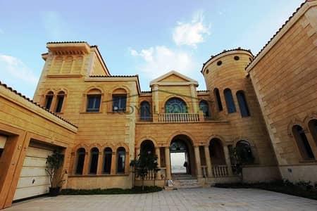 Extended bespoke European Gallery Views Villa with Burj Al Arab and Fantastic Sea view.