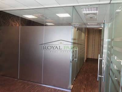 865 sq.ft. fitted out Office Space Business Bay for SALE