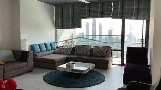 Fully Furnished Two Bedroom Available in Index Tower