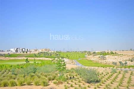 6 Bedroom Villa for Sale in Dubai Hills Estate, Dubai - The best views in the whole development