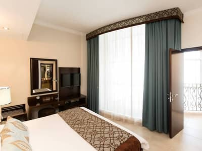 1 Bedroom Flat for Rent in Al Barsha, Dubai - ELEGANT  ONE BEDROOM DUPLEX,  HIGH FLOOR, FULLY FURNISHED