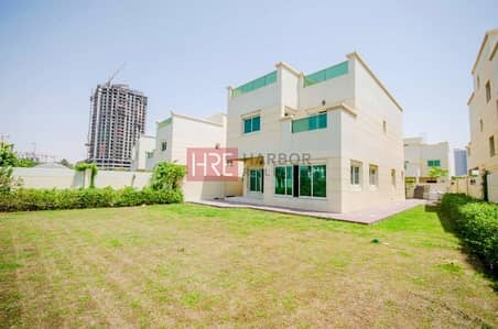 4 Bedroom Villa for Rent in Jumeirah Village Circle (JVC), Dubai - Independent 4BR Villa + Maid's Room and Large Garden