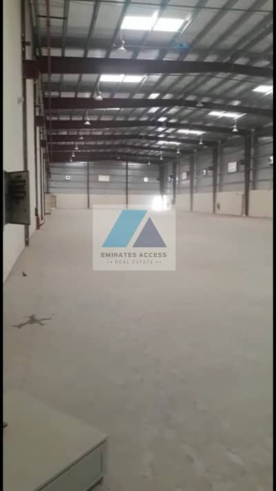 Warehouse for Rent in Emirates Industrial City, Sharjah - FACTORY PURPOSE BUILT WAREHOUSE WITH EACH UNIT 250KW POWER IS FOR RENT