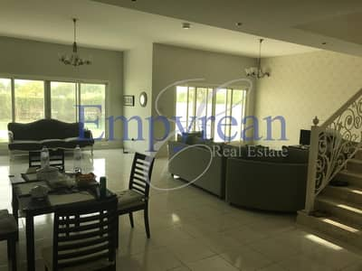 4 Bedroom Villa for Rent in Jumeirah Village Circle (JVC), Dubai - LARGE PLOT| 4 BED | 2 EN-SUITE | MAIDS ROOM | LANDSCAPED VILLA
