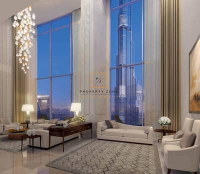 5 Bedroom Penthouse for Sale in Downtown Dubai, Dubai - Luxury 5 BR Triplex Penthouse in Burj Vista Tower 1