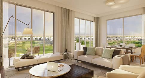 2 Bedroom Apartment for Sale in Dubai South, Dubai - Offers an Easy Payment plan 2 BR for sale at Golf Views Emaar South