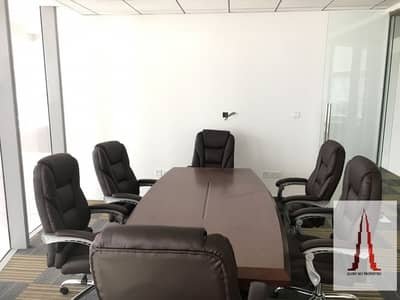 OFFICE with EJARI and Free DEWA for RENT