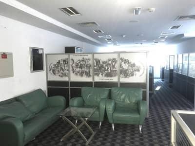 Chiller free furnished Office in Al Barsha 988 sqft in 95k