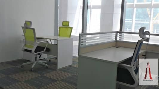 OFFICES SPACE READY TO WORK (DIRECT TO OWNER)