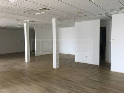 Fully Fitted High Floor Office For Rent
