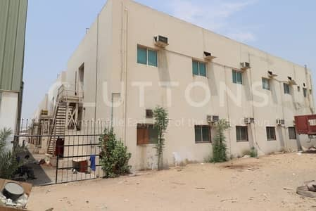 Plot for Sale in Al Jurf, Ajman - Freehold plot in proximity to China Mall