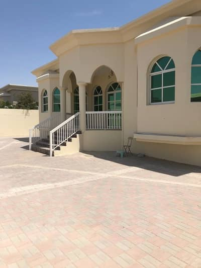 For rent villa in the area of Al Hamidiya with an excellent finishing
