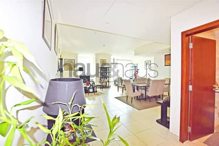 2 Bedroom Flat for Sale in Dubai Marina, Dubai - Vacant on Transfer | High floor | Upgraded