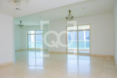 3 Bedroom Apartment for Rent in Dubai Marina, Dubai - Marina View | Walking distance to Metro | Spacious Size
