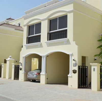 3 Bedroom Townhouse for Sale in Al Hamra Village, Ras Al Khaimah - 3 Bedr  Maid Room Bayti Villa for Sale.