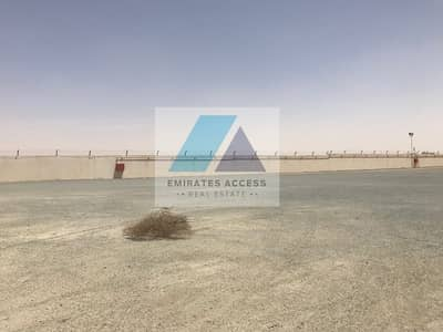 Factory for Rent in Emirates Industrial City, Sharjah - IDEAL FOR GRANITE OR HEAVY MACHINERY 128000 SFT PLOT WITH 16000 SQFT WAREHOUSE AND 150KW POWER AVAILABLE ON RENT IN SHJ