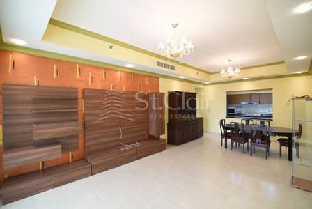 Furnished 3 Bedroom + Maid for Rent in JLT