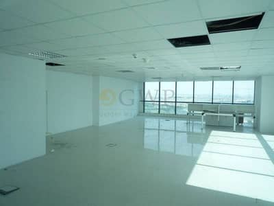 Fitted office unit with Golf Course and Lake view in JLT.