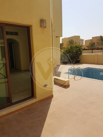 5 Bedroom Villa for Rent in Sas Al Nakhl Village, Abu Dhabi - Amazing 5 bed / pool: entertainers dream