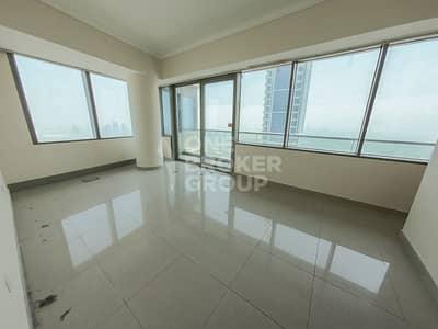 2 Bedroom Apartment for Rent in Dubai Marina, Dubai - 2 Bed Sea and Media City View High Floor