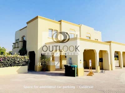 3 Bedroom Villa for Rent in The Springs, Dubai - Stunning Lake View    |    Type 2 E