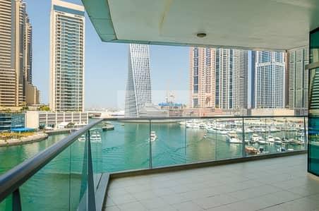 Beautiful 3BR+M | Full Marina View | TENANTED