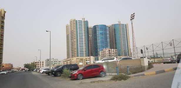 1 Bedroom Apartment for Rent in Ajman Downtown, Ajman - 1 bedroom flat available for rent in horizon towers Ajman