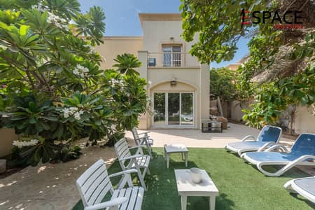 3 Bedroom Villa for Sale in The Springs, Dubai - Fully Extended | Lake And Park View