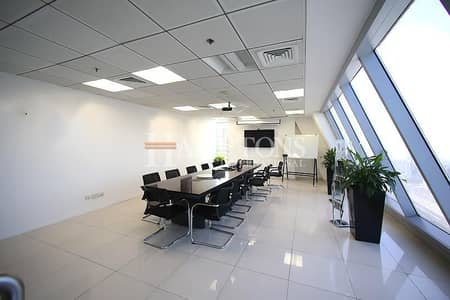 Fully Fitted Full Floor in Saba Tower
