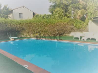 3 Bedroom Villa for Rent in Umm Suqeim, Dubai - 3 Bedrooms in Family Friendly Compound with Private Garden