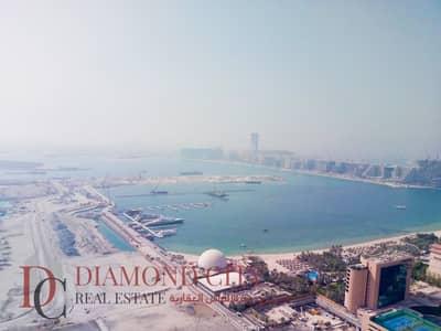3 BR Stunning Full Sea View and Dubai Eye View | Princess Tower