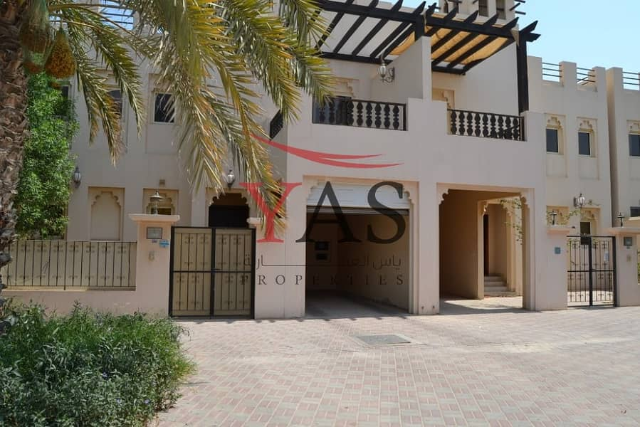 Luxury Townhouse 3 Bedroom   Maid Room  For Sale in Al Hamra Village.