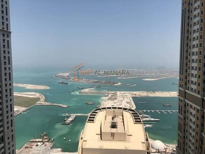 Distress Deal !!! High Floor Stunning Sea view 3 BHK apartment for Sale in Marina Pinnacle