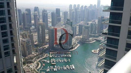 1 BHK Vacant in High Floor   85K with Marina View