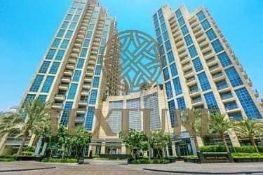1 Bedroom Flat for Sale in Downtown Dubai, Dubai - Lovely 1BR plus study in Claren- 1 with good views