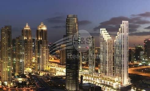 2 Bedroom Apartment for Sale in Downtown Dubai, Dubai - Panoramic views of Downtown Dubai   2Bed