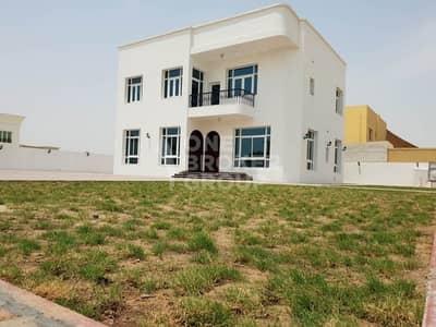 5 Bedroom Villa for Rent in Al Warqaa, Dubai - 4 Master BR + Driver room + Private pool